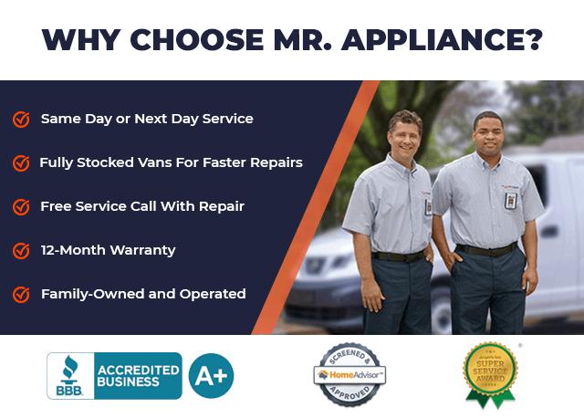 Georgetown Appliance Repair